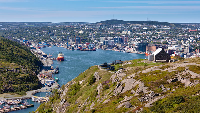 Attractions in Newfound and Labrador