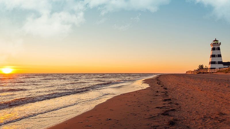 Attractions in Prince Edward Island