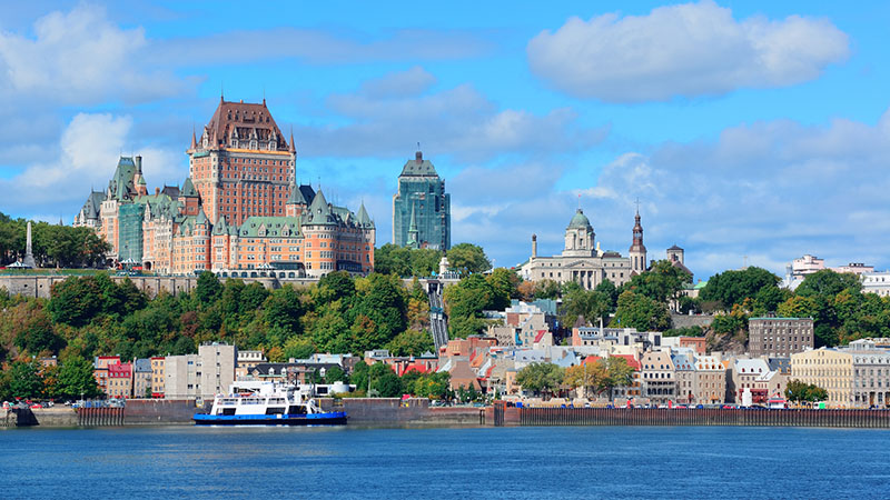 Attractions in Quebec
